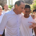 Em Valinhos, Skaf destaca oportunidade dada pelas novas escolas do SENAI-SP