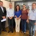 Diretoria Regional fortalece parceria com Secretaria de Desenvolvimento Econômico de Campinas