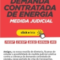 Demanda contrata de Energia - Medida Judicial
