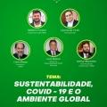 CONEXÃO FBGA + FIE   SUSTENTABILIDADE, COVID 19 E O AMBIENTE GLOBAL