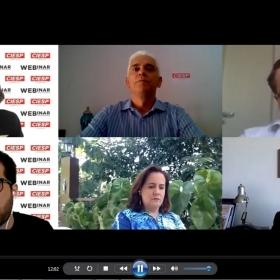 Webinar: fatos e imprevistos, renegociação de contratos e solução de conflitos